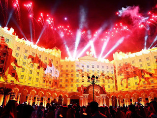Saudi Arabien National Day 2014 | Ritz Carlton Hotel Riad