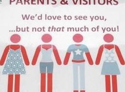 Dress Code For Parents To Enter School Premises