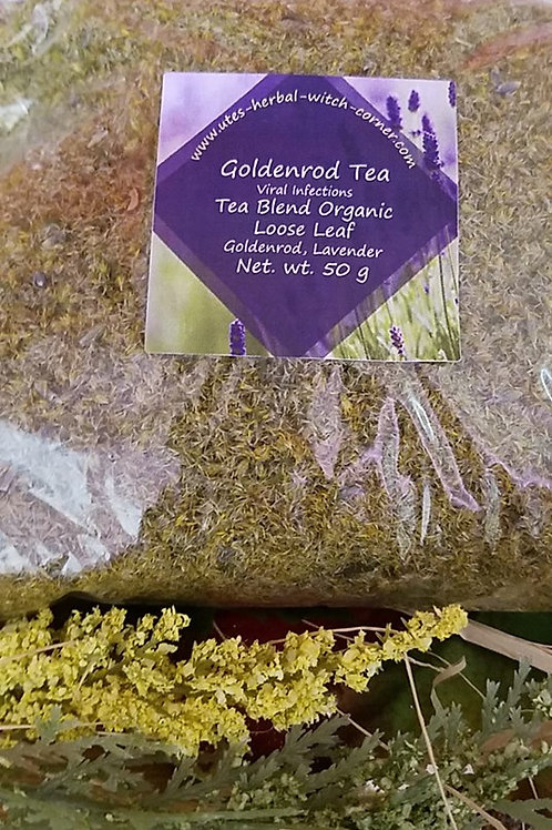 Goldenrod Tea blend 50g