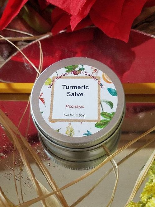 Turmeric Salve 1oz