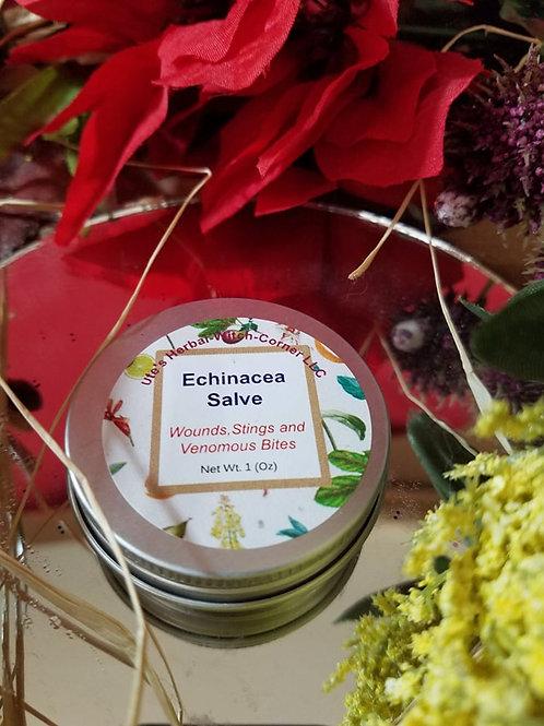Echinacea Salve 1 oz tin