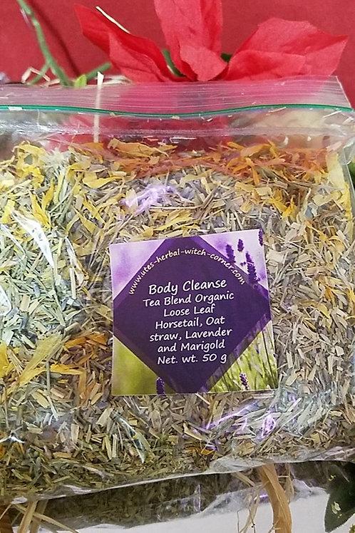 Body Cleanse Tea Blend 50 g