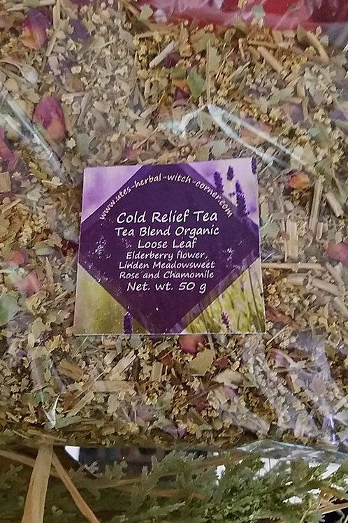 Cold Relief Tea 50g