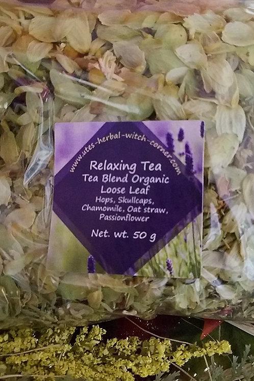 Relaxing Tea blend 50g