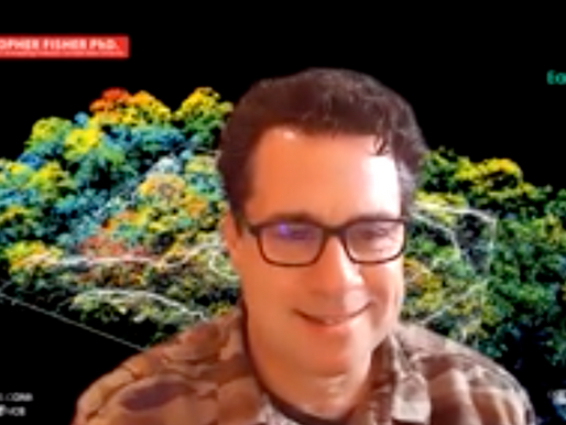 S2 Ep2: Digitally mapping the world with Dr Chris Fisher