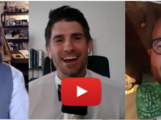 Ep. 5 of THE STREAM: How We Got Into Water [+Bowties and Treadmills] with Jon Grant