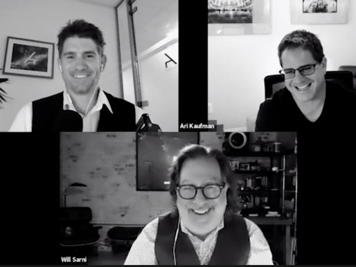 S3 Ep1: Scaling a start-up on lead detection in water with Ari Kaufman (Owning your s**t)