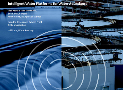 The Digitization of Water