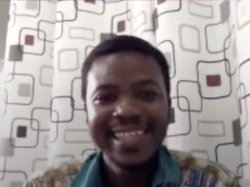 Ep 11 of THE STREAM: Water Enterprise & Innovation in Ghana with Jacob Amengor