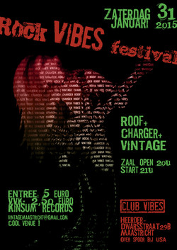 Poster Rock Vibes 2015