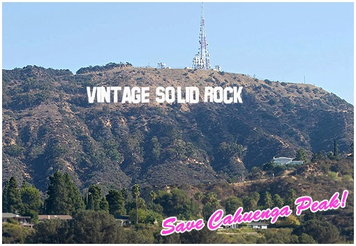 Vintage Solid Rock