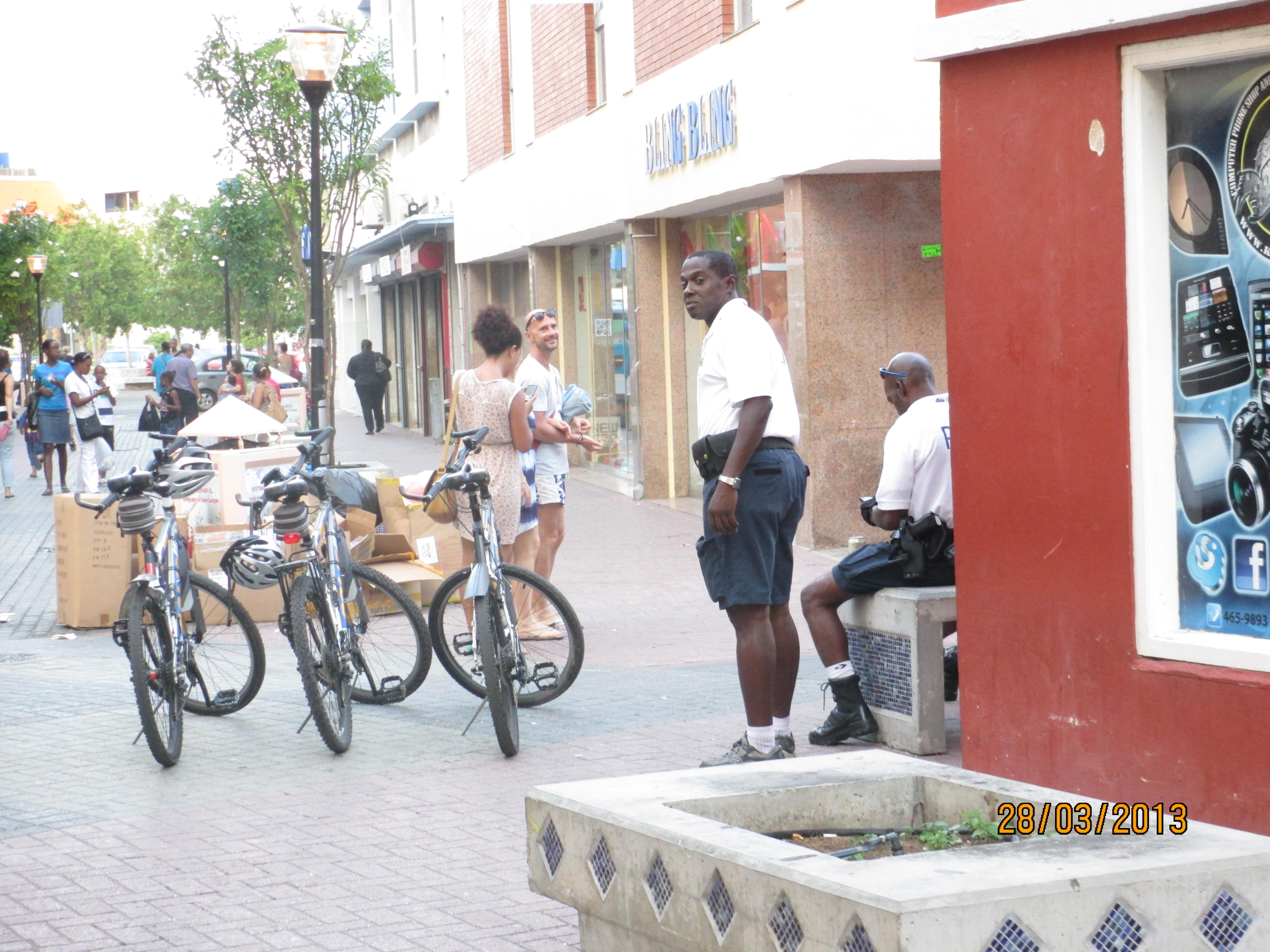 Bike police