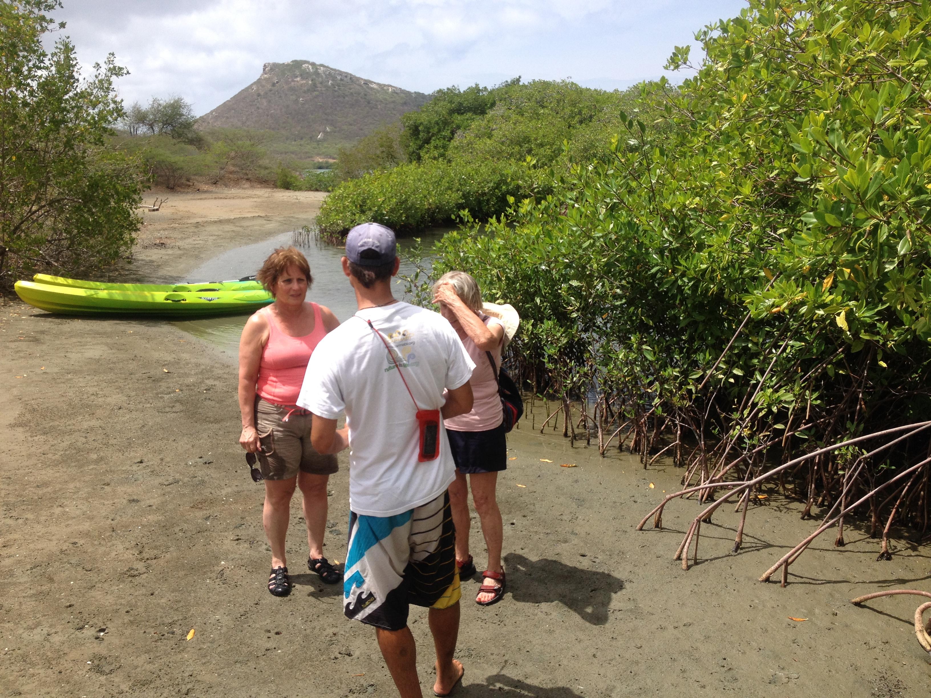 Ryan Kayak experience