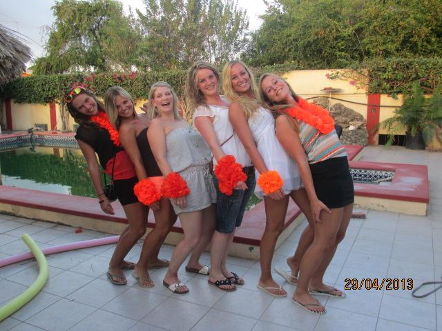 Dutch Internship students