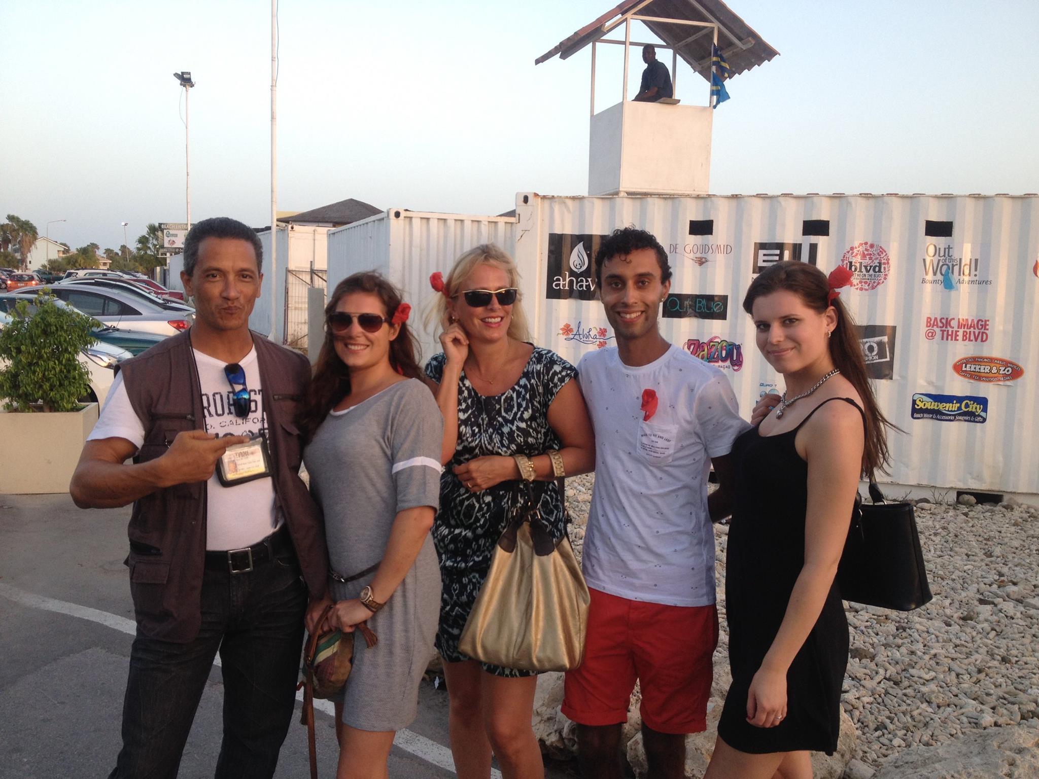 My TUI Airline crew