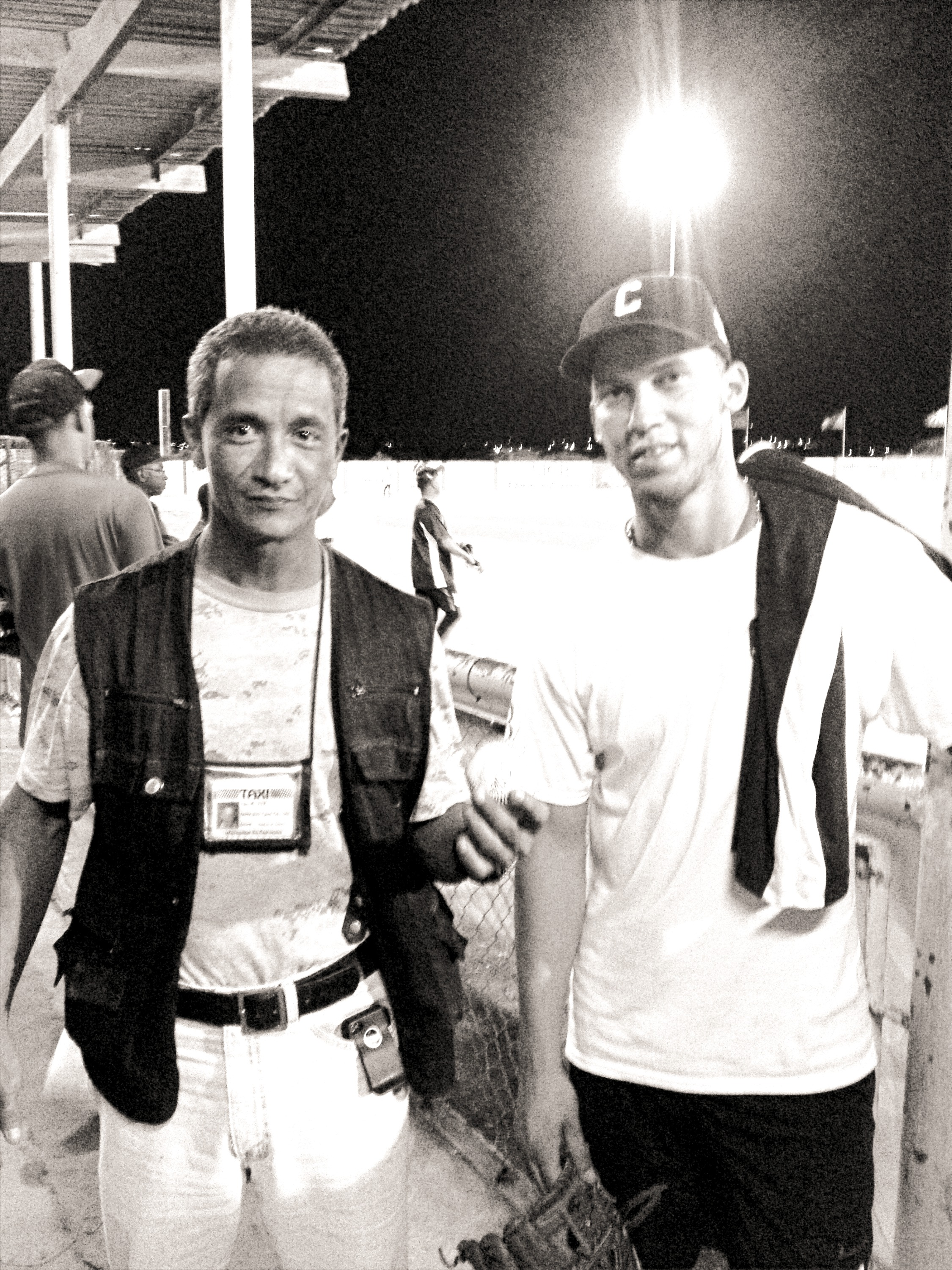 MLB Andrelton Simmons and Taxi Max