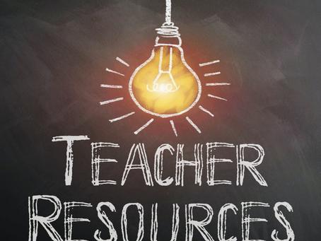 August 15, 2021: Creating Teacher Materials