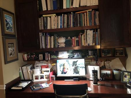 Feb. 28, 2021: Multi-tasking as a Writer