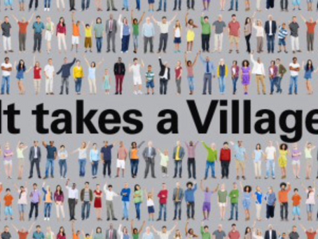 January 19, 2020: It Takes a Village