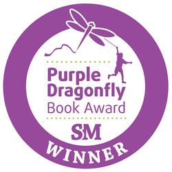_Purple Dragonfly Winner Seal