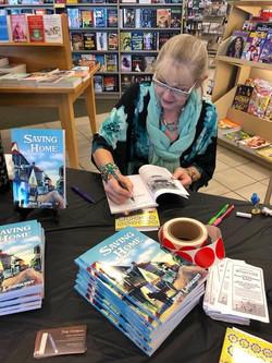 jan 25 book signing