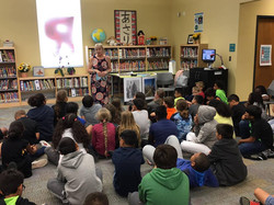 Sally Ride Book author visit