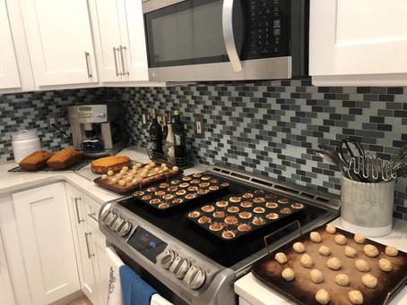 October 27, 2019- Writing Recipes
