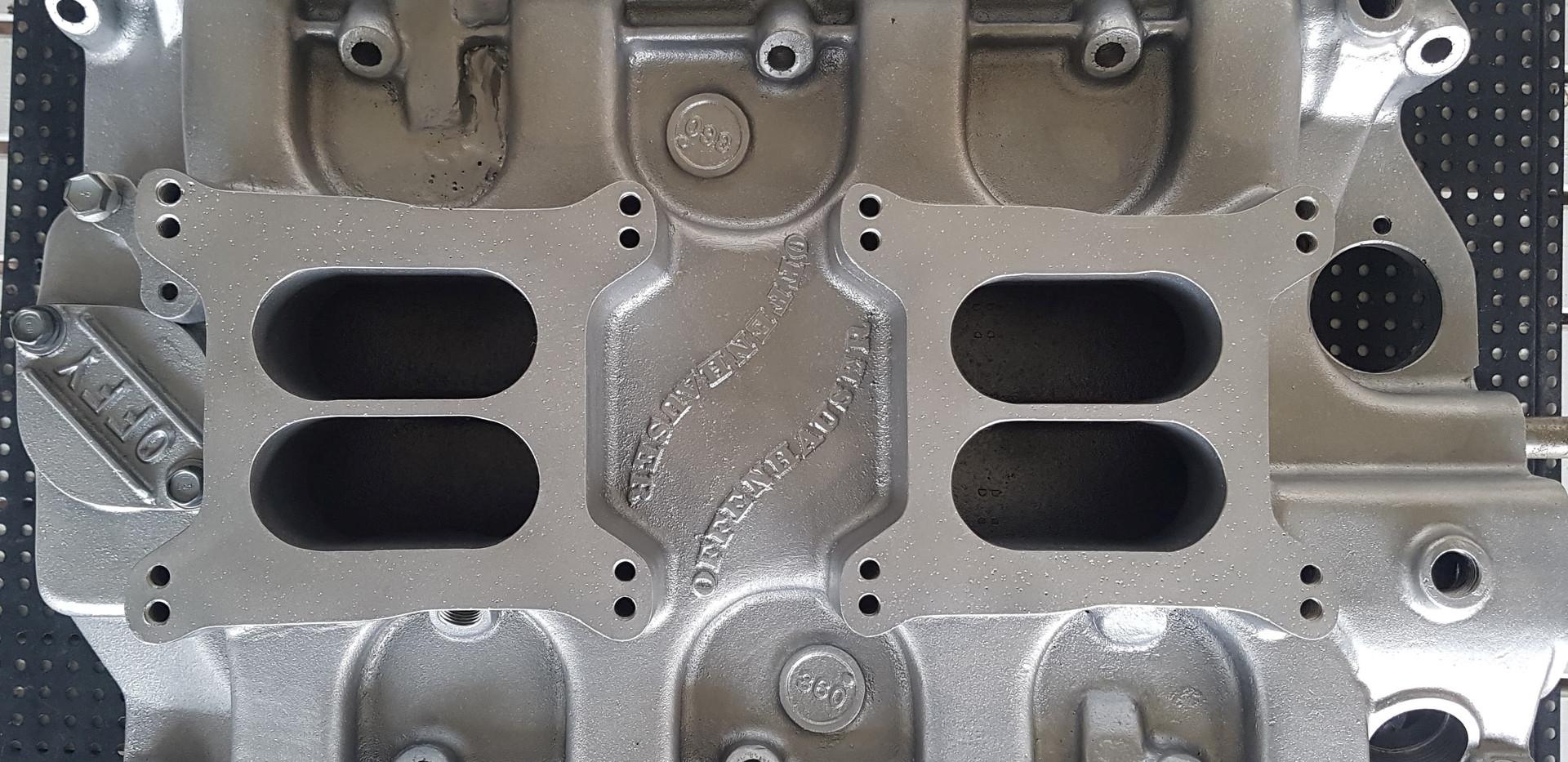 Offenhauser manifold