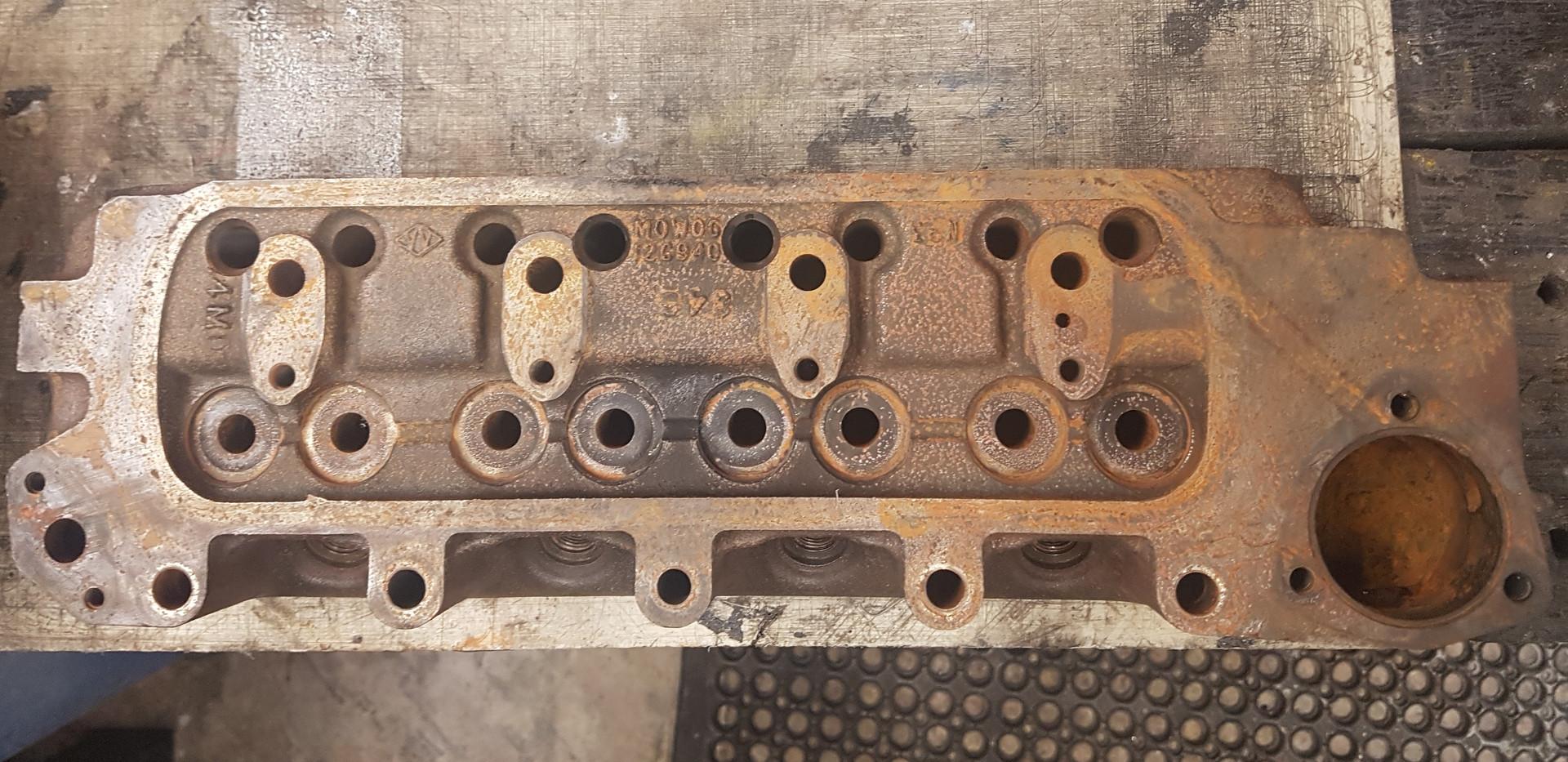 Cast iron Mini Cooper