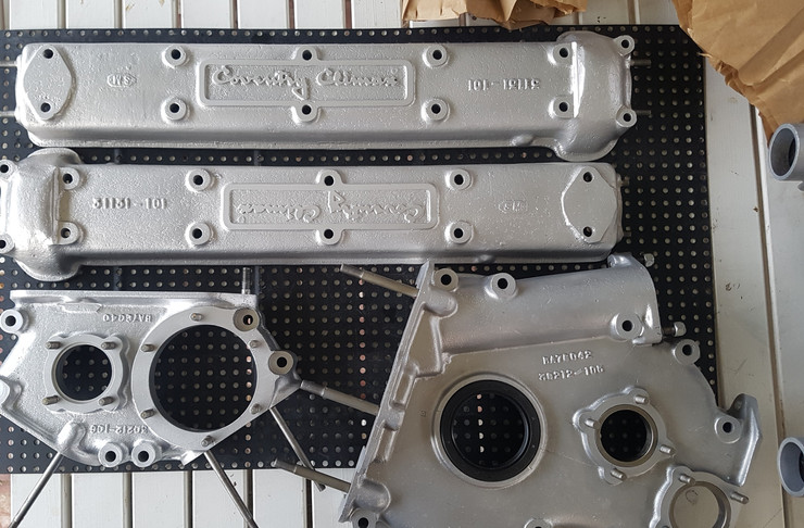 Coventry Climax cases