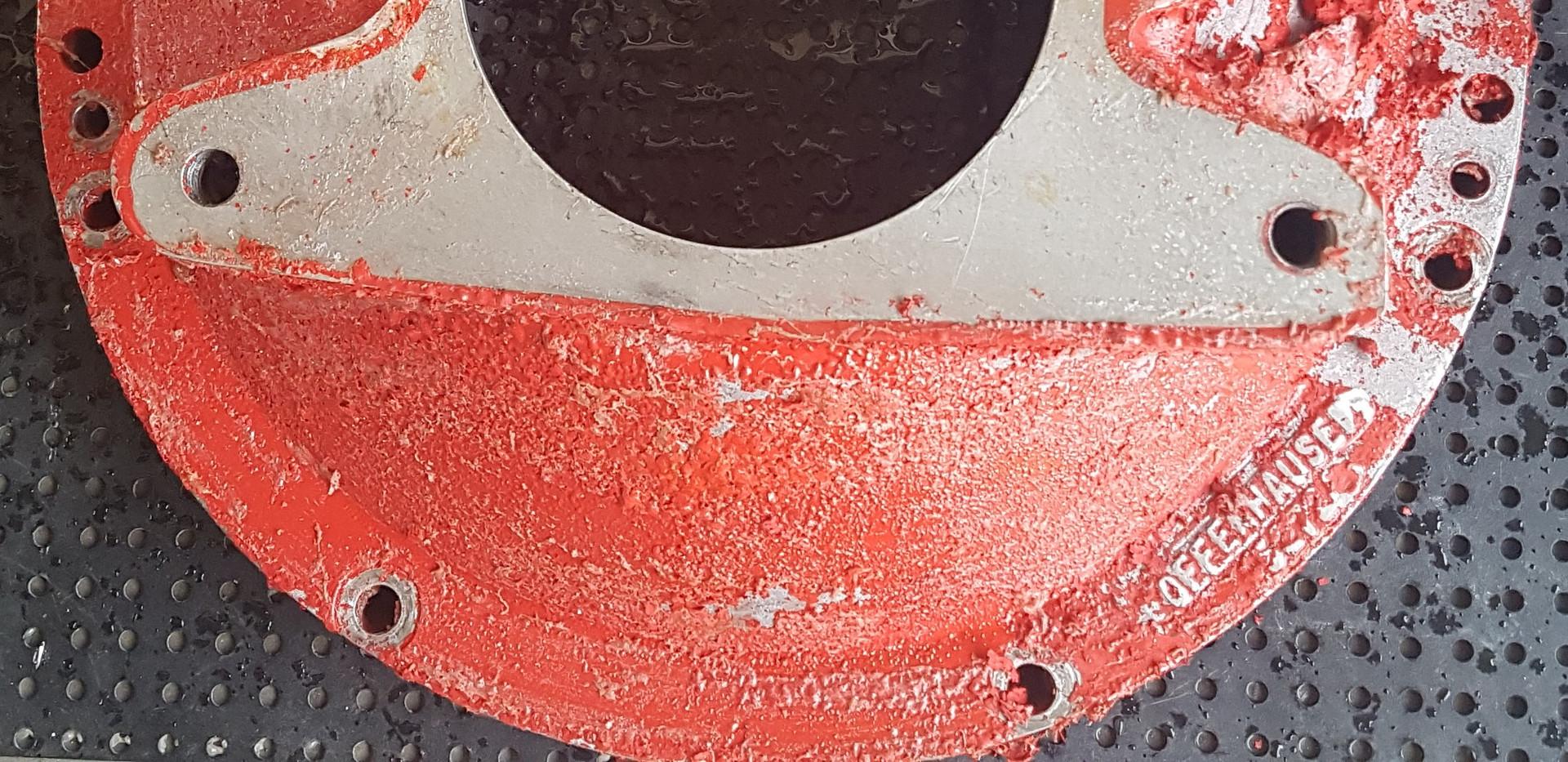 Offenhauser adapter