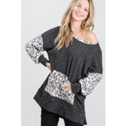 Tunic with Leopard