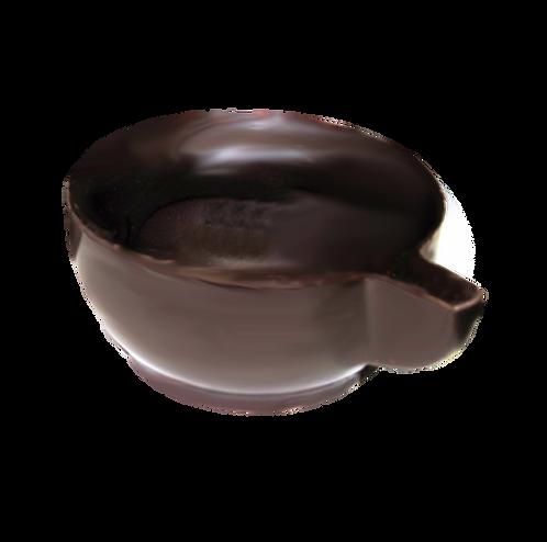 קערית משקולד מריר בצורת ספל