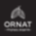Ornat logo HEBREW innovation in chocolat