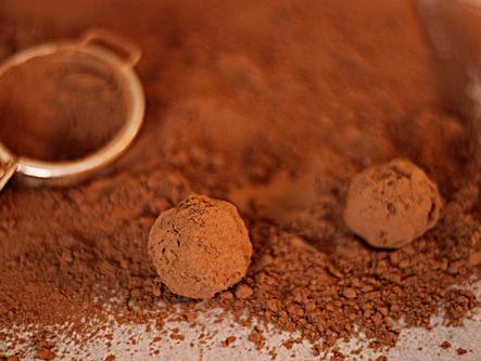 טראפלס שוקולד מושלמים