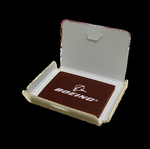 סופרב - לוחית שוקולד ממותגת