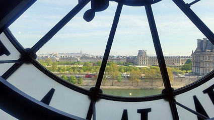 Paris, France, travel with teens, Orsay museum
