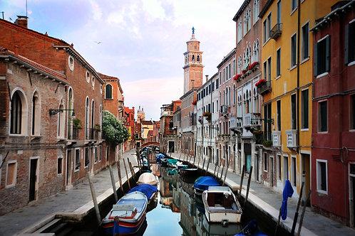 La Venetia, blank