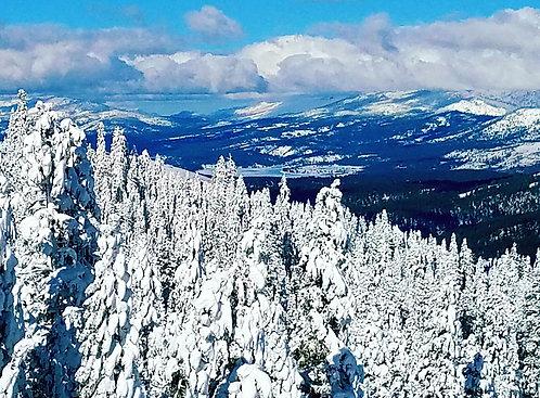 Tahoe, blank