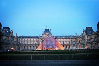 Paris, the Louvre museum, photo by Holman Photography