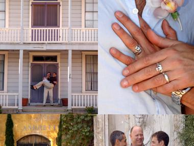 A Wandering Wedding in Sonoma