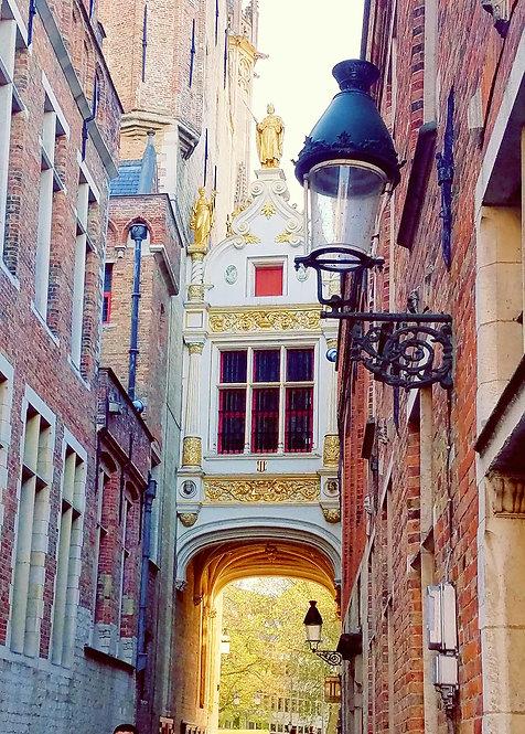 Bruges, blank