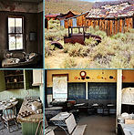 Travel Photo Bodie Mono Lake