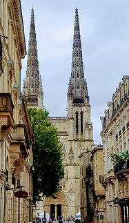 Bordeaux, France, Saint Andre church, st. andre, cathedral, Holman Photography, travel photographer