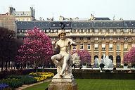 Statue in the parc du Palais Royale, Paris, by Holman Photography