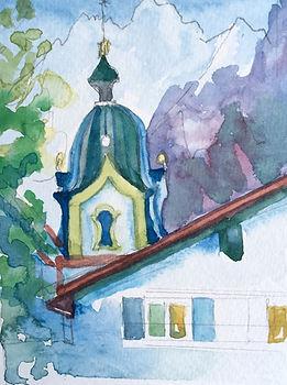 Holman Gallery Munich Watercolor