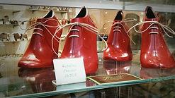 Chocolate shoes near Place de Vosges, Paris, by Holman Photography