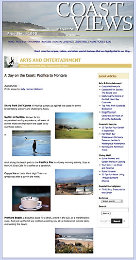 Coastviews Magazine