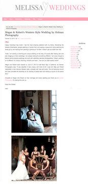 Melissa Wedding photography by Holman Photography