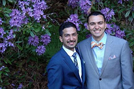 Same sex wedding photographer, gay wedding photographer
